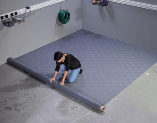 Garage floor protector
