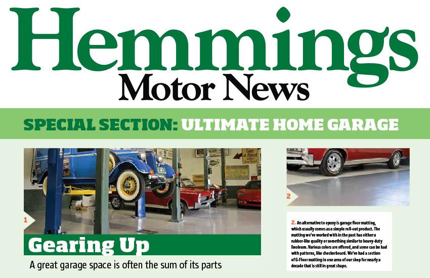 G Floor Mats >> G Floor Receives Rave Review In Hemmings Motor News Better Life